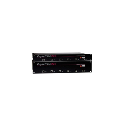 CrystalView CAT5 Rack