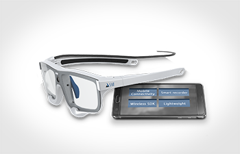 SMI Eye Tracking Glasses 2w
