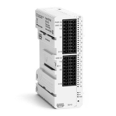 DIN Rail S010-X10 Digital add-on
