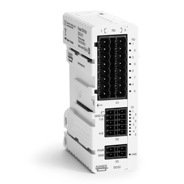 DIN Rail S030-X11 Relay add-on