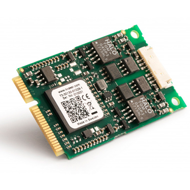 Kvaser Mini PCI Express 2xHS v2